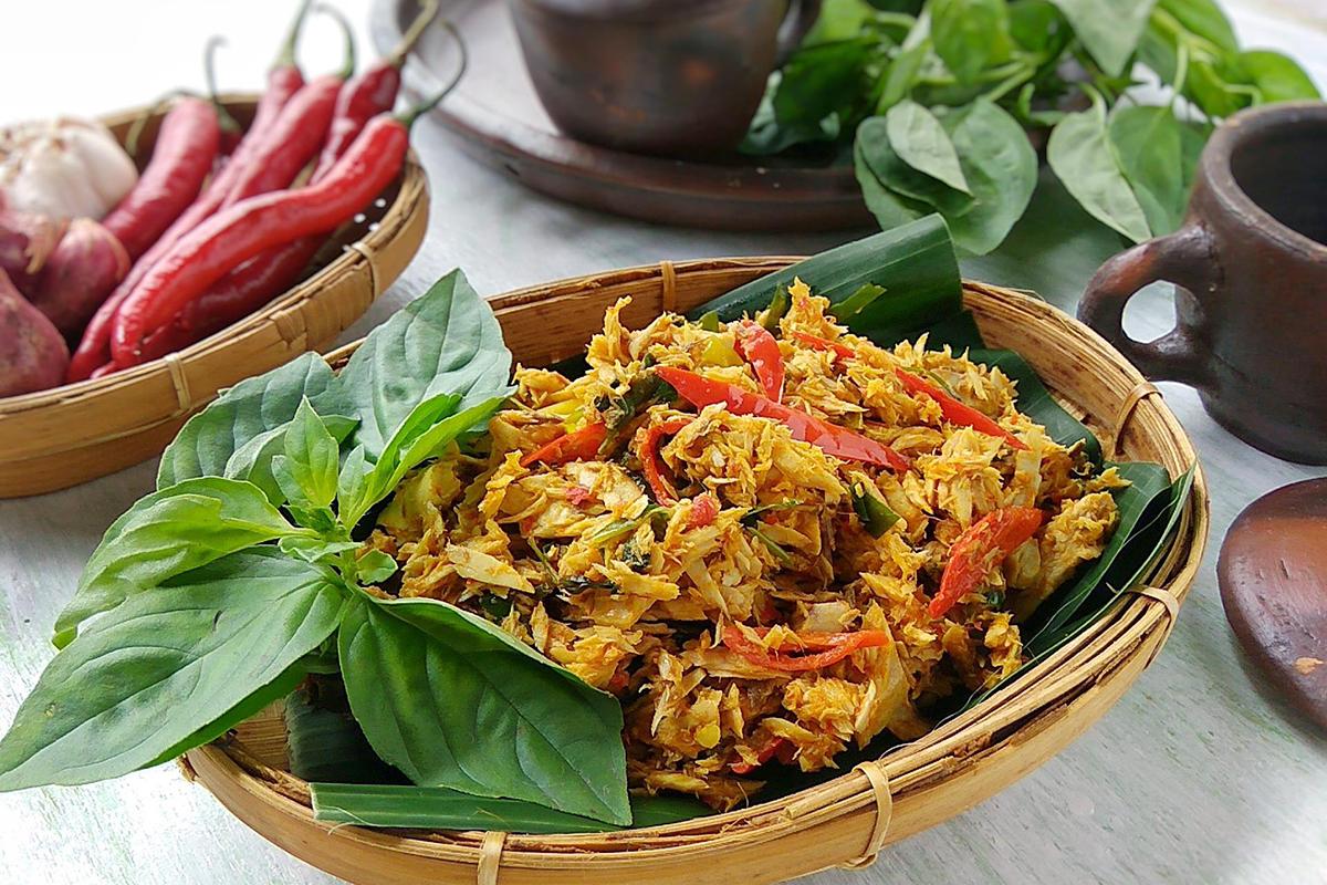 Manadonese Food or Minahasa cuisine