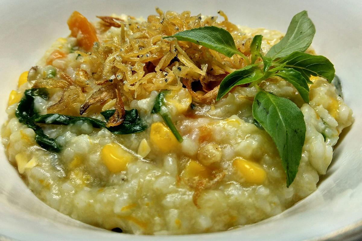Tinutuan Minahasan cuisine