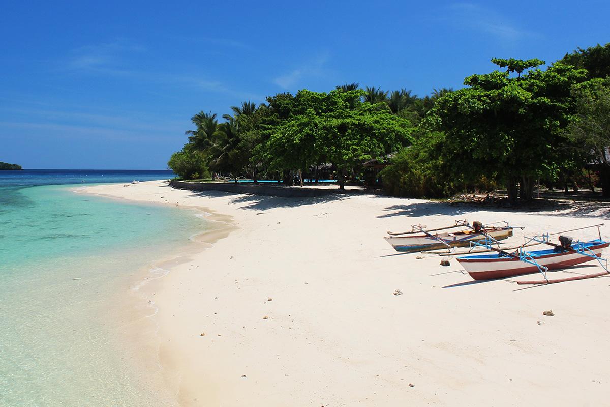 Gangga Island Resort and Spa in North Sulawesi