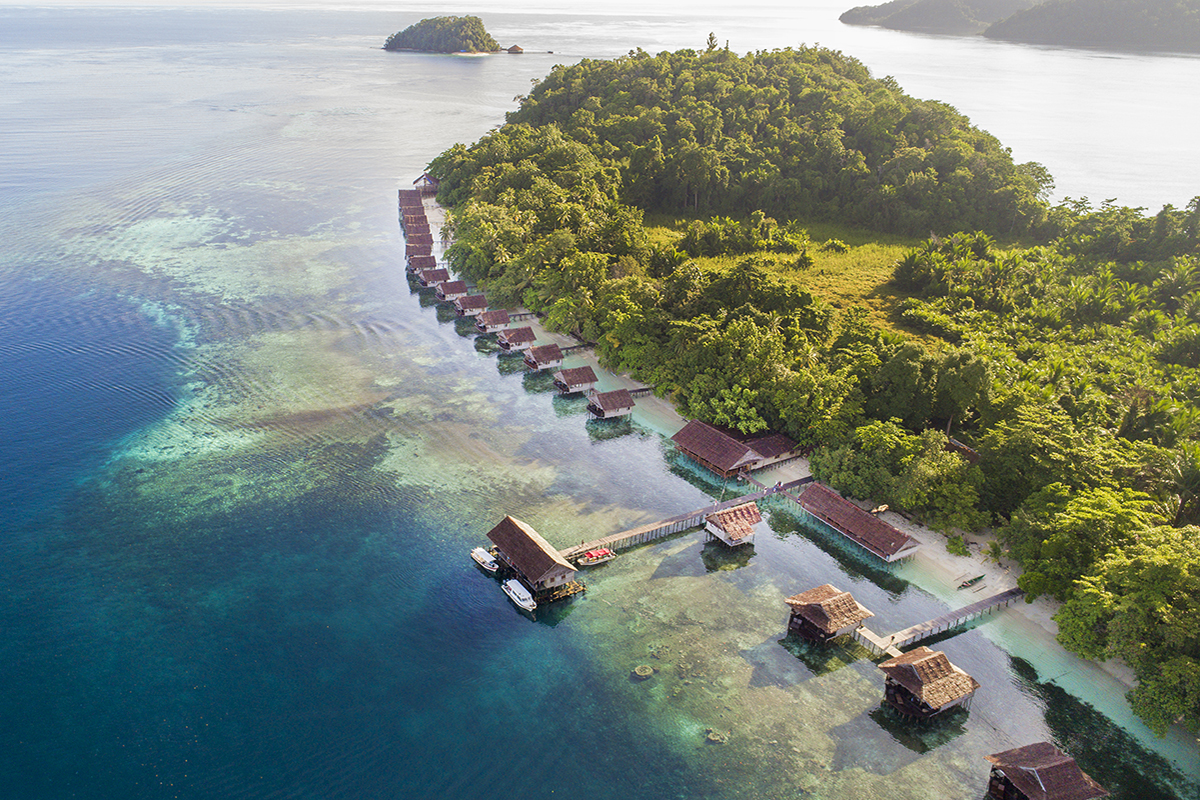 Papua Paradise Eco Resort #7 Best Dive Resort in the World