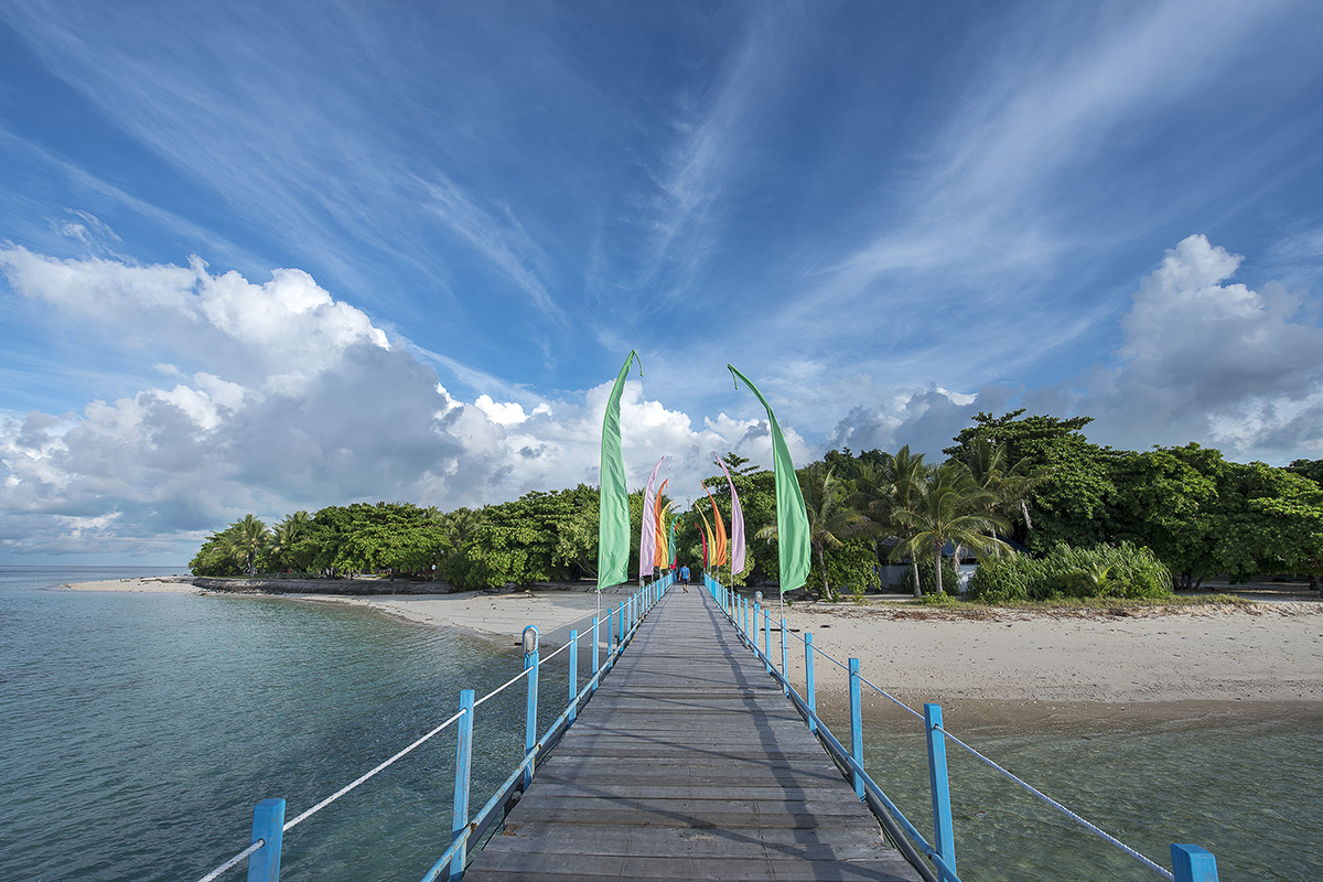 What to Expect When You Arrive at Gangga Island Resort