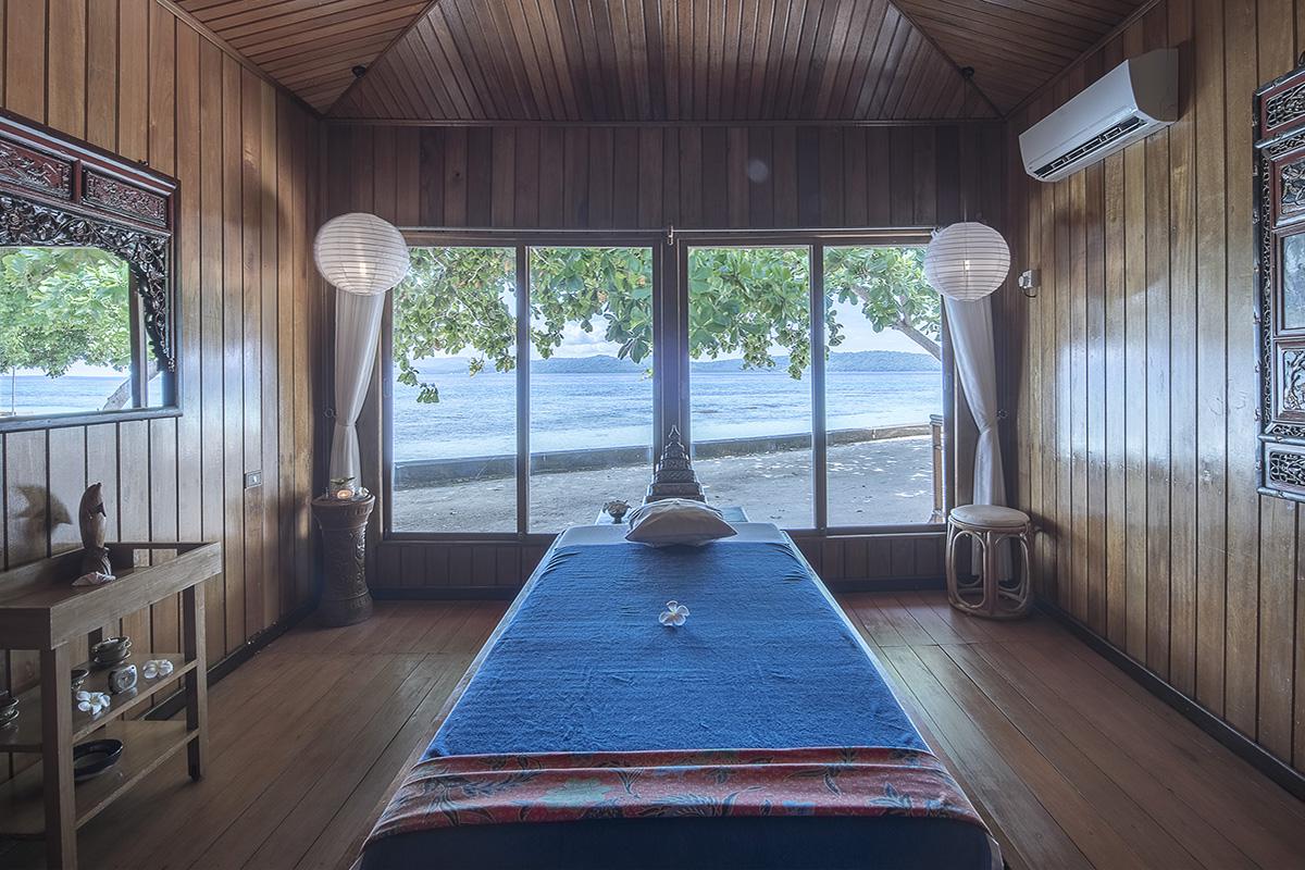 Pasung Spa at Gangga Island Resoert and Spa, Indonesia