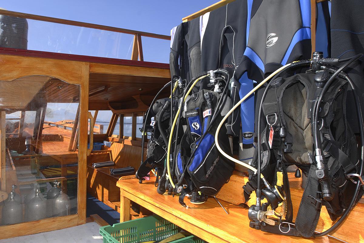 Debunking 10 Myths About Scuba Diving - Gangga Island Resort & Spa
