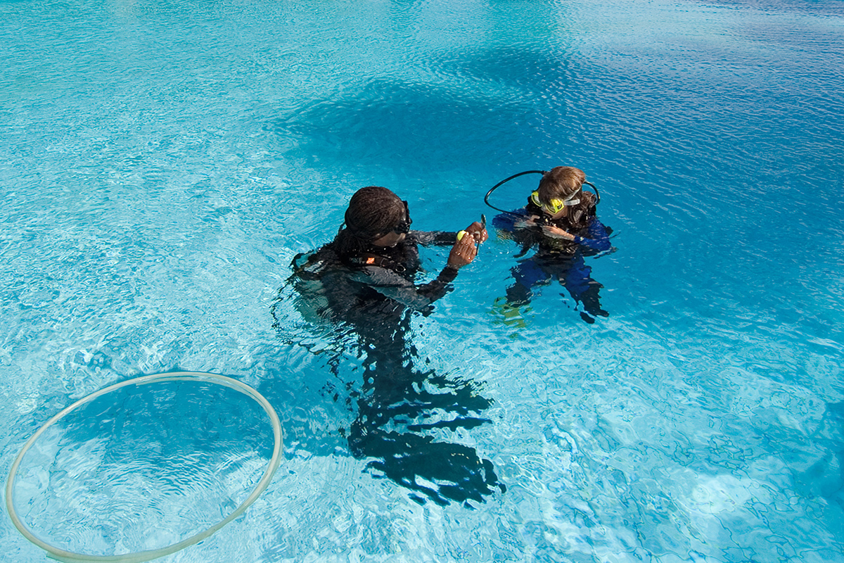 Frequent Questions Non-Divers Ask Divers About Scuba Diving