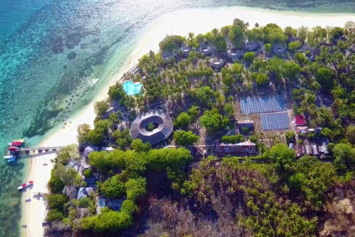 Gangga Island Resort & Spa is Now Solar Powered!