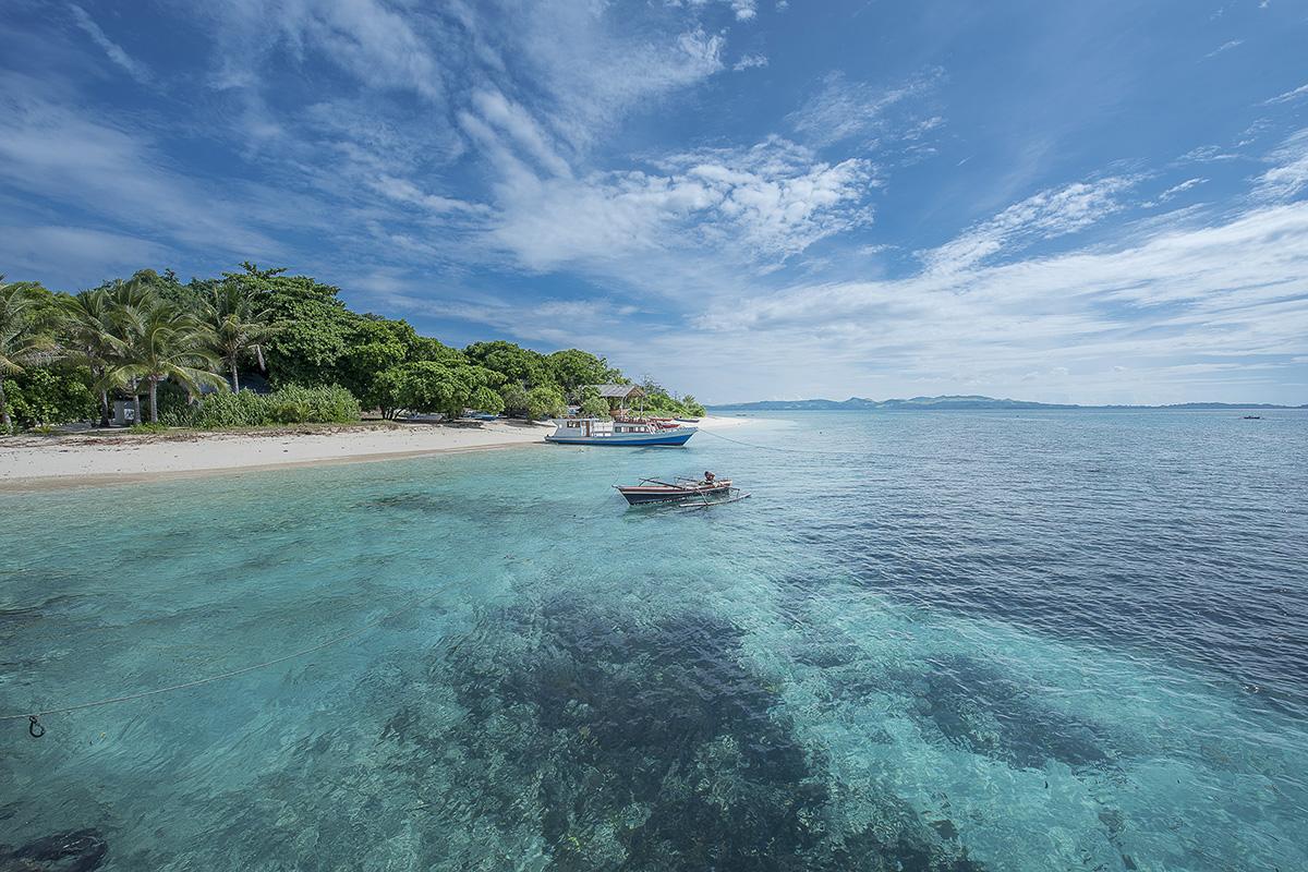 Day trip from Gangga Island in North Sulawesi