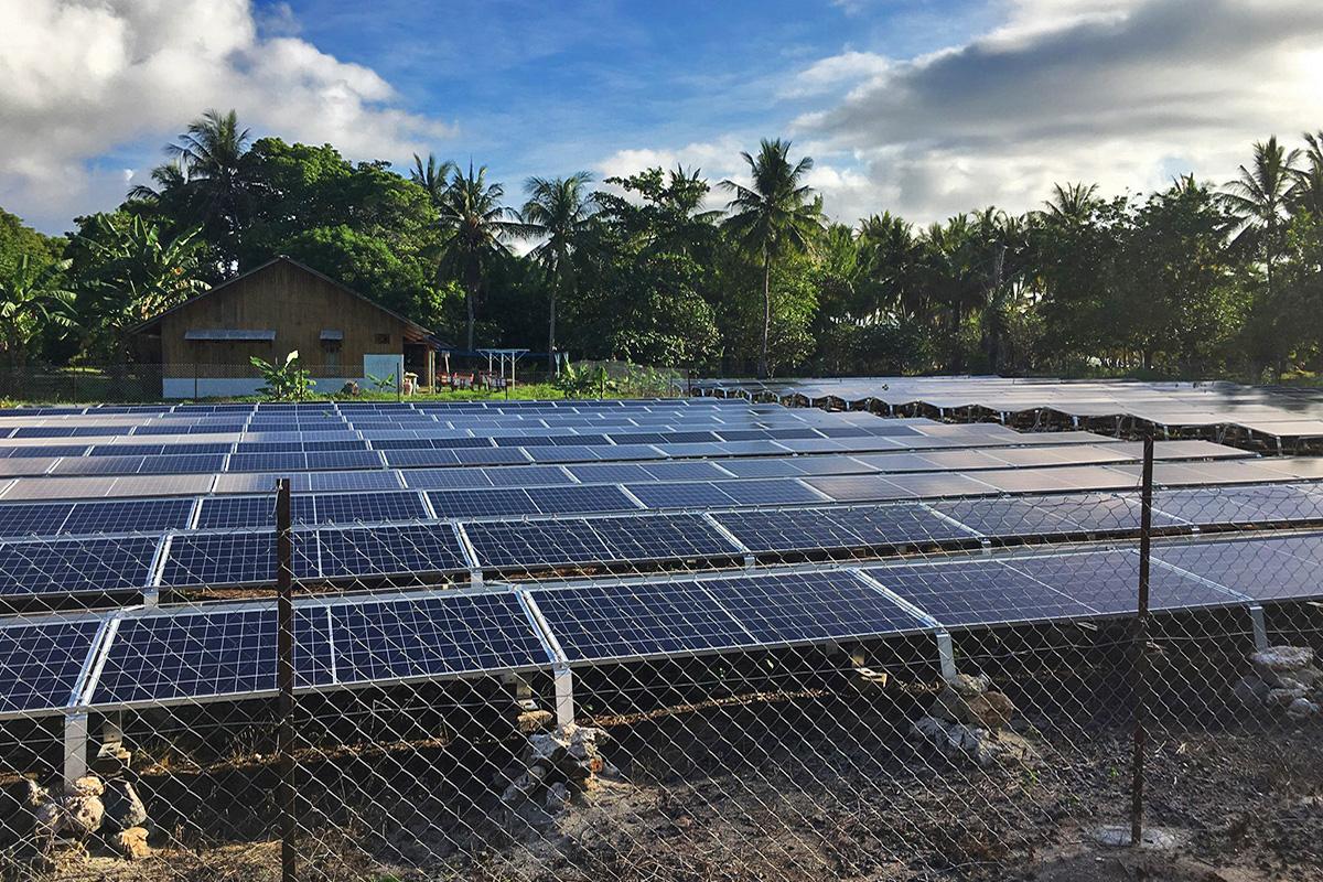 How a Mini Green Bond Helped Gangga Island Resort & Spa Become More Sustainable