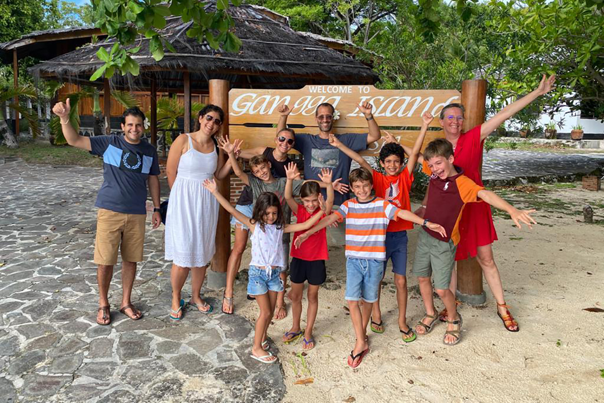 Plan a Family Dive Holiday to North Sulawesi