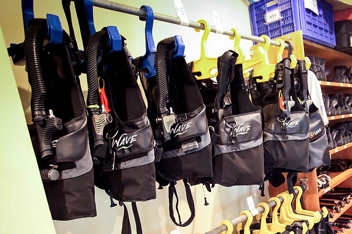Gangga Divers at Gangga Island Resort & Spa