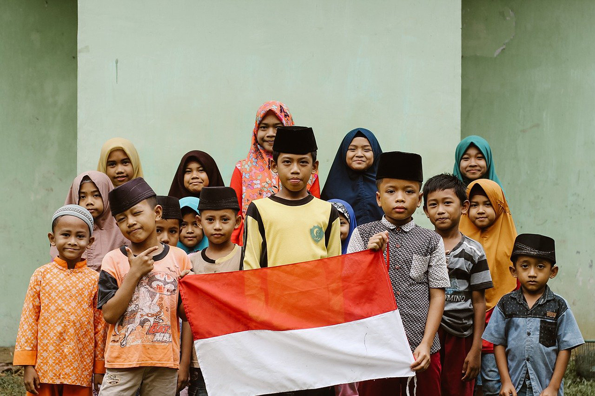 August 17th: Celebrating Indonesia's Independence