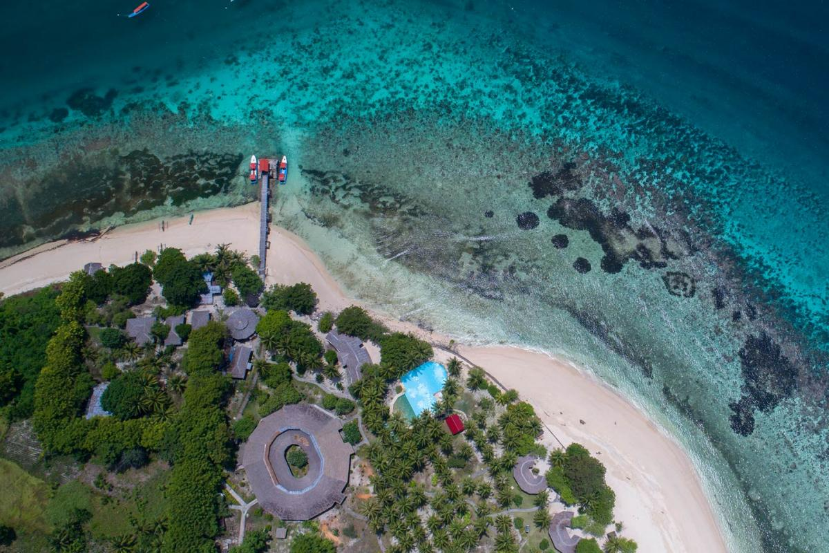 Gangga Island Resort & Spa, North Sulawesi