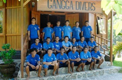 03 Gangga-Divers Team